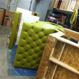 green booth parts
