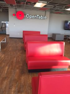Open Table 2