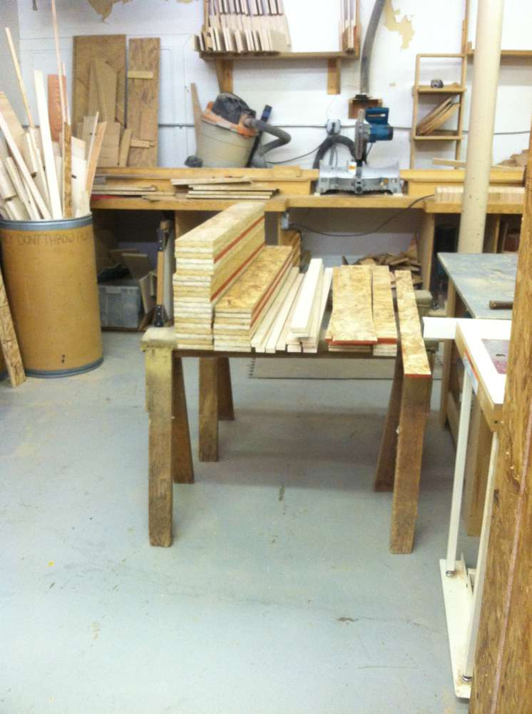 wood for frames